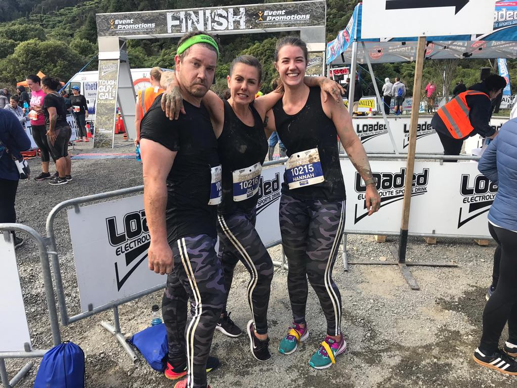 What I learned from my First Mud Run (and why you should try one too)