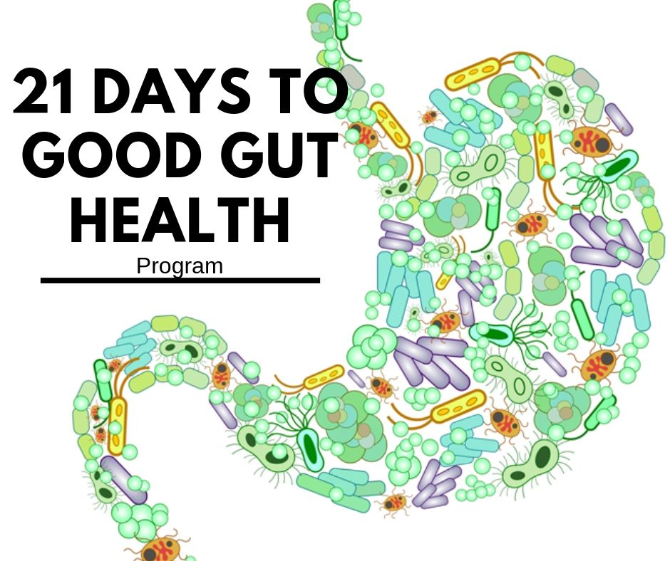 How to have good gut health in this 21 day program
