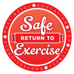 Pre and Post natal safe return to exercise accredited
