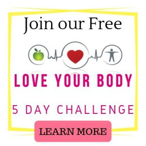 love your body, weight loss challenge