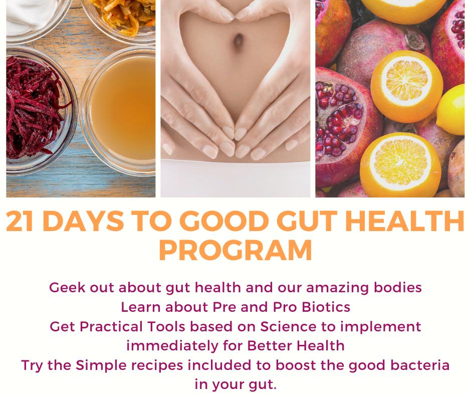 boost immunity, good gut health recipes