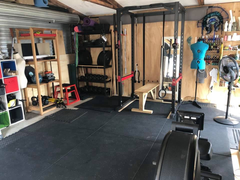 The Rise of the Home Workout Warrior- in response to Covid