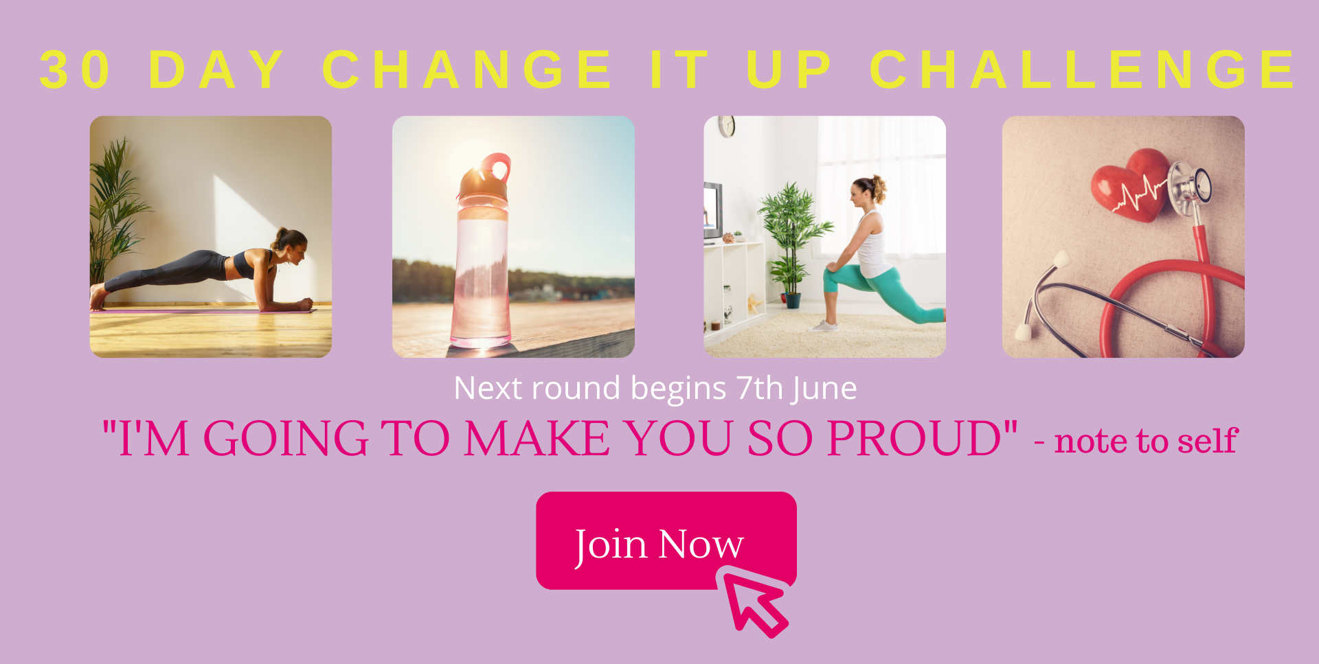 30 day change it up workout challenge